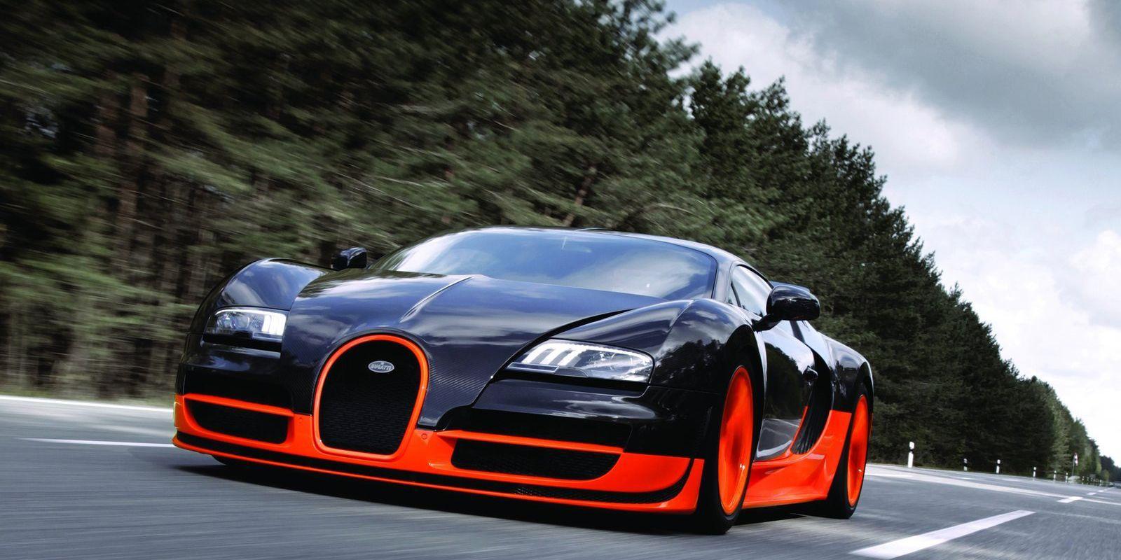 The 17 Best All Wheel Drive Supercars Bugatti Veyron Super Sport Bugatti Veyron Bugatti Veyron 16