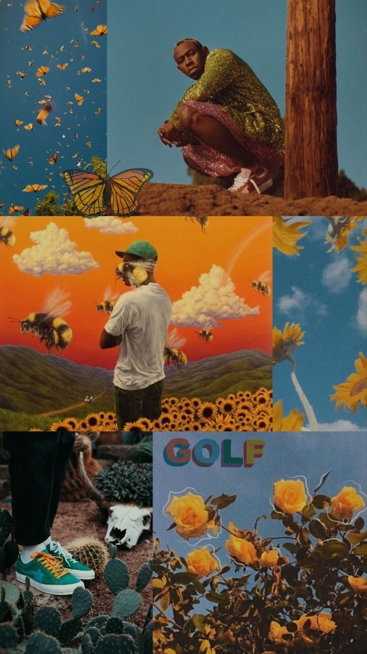 Pin by echips on stuff in 2020 Tyler the creator wallpaper