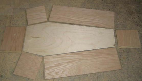 Free Coffin Plans - How to Build A Coffin - How to Build A