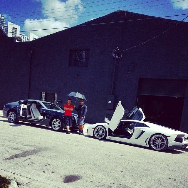 Pin On Exotic Car Rentals Miami Fl