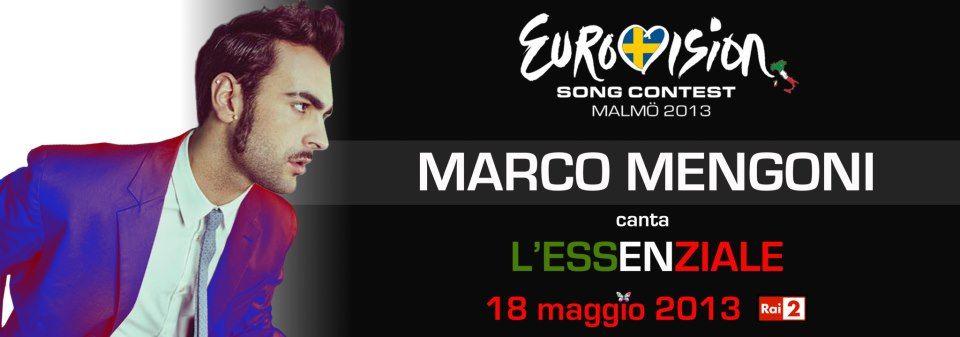 Marco Mengoni: È tempo di Eurovision Song Contest @mengonimarco #Eurovision