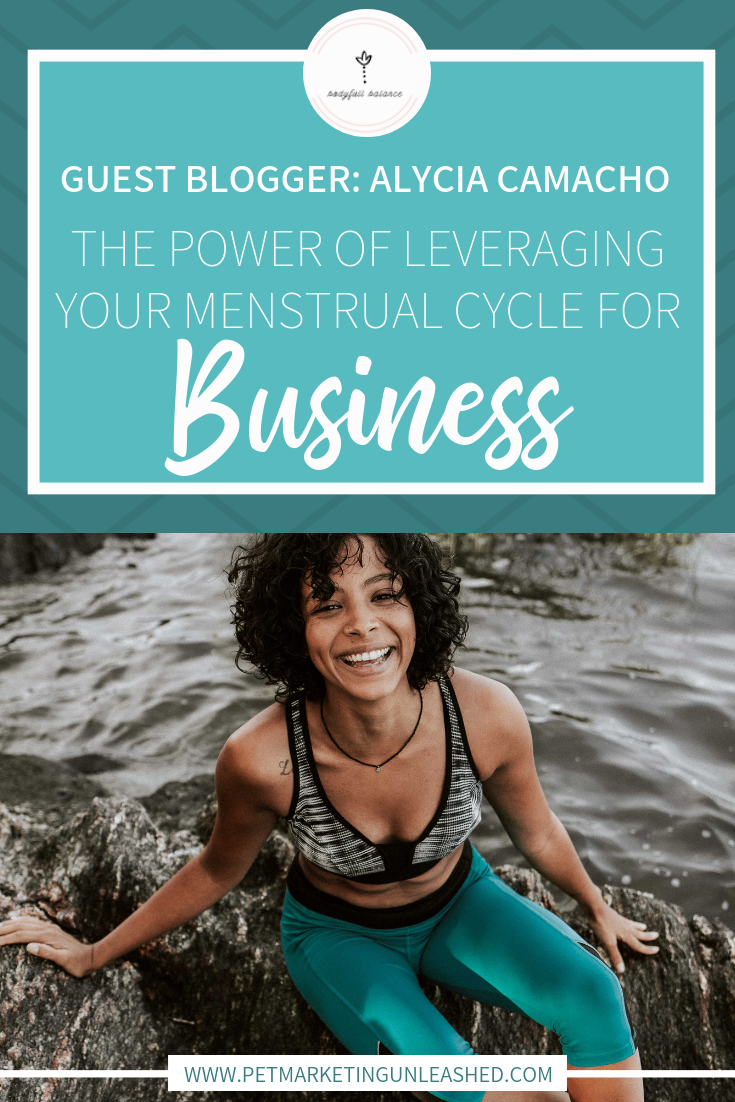 The Power Of Leveraging Your Menstrual Cycle For Business ...