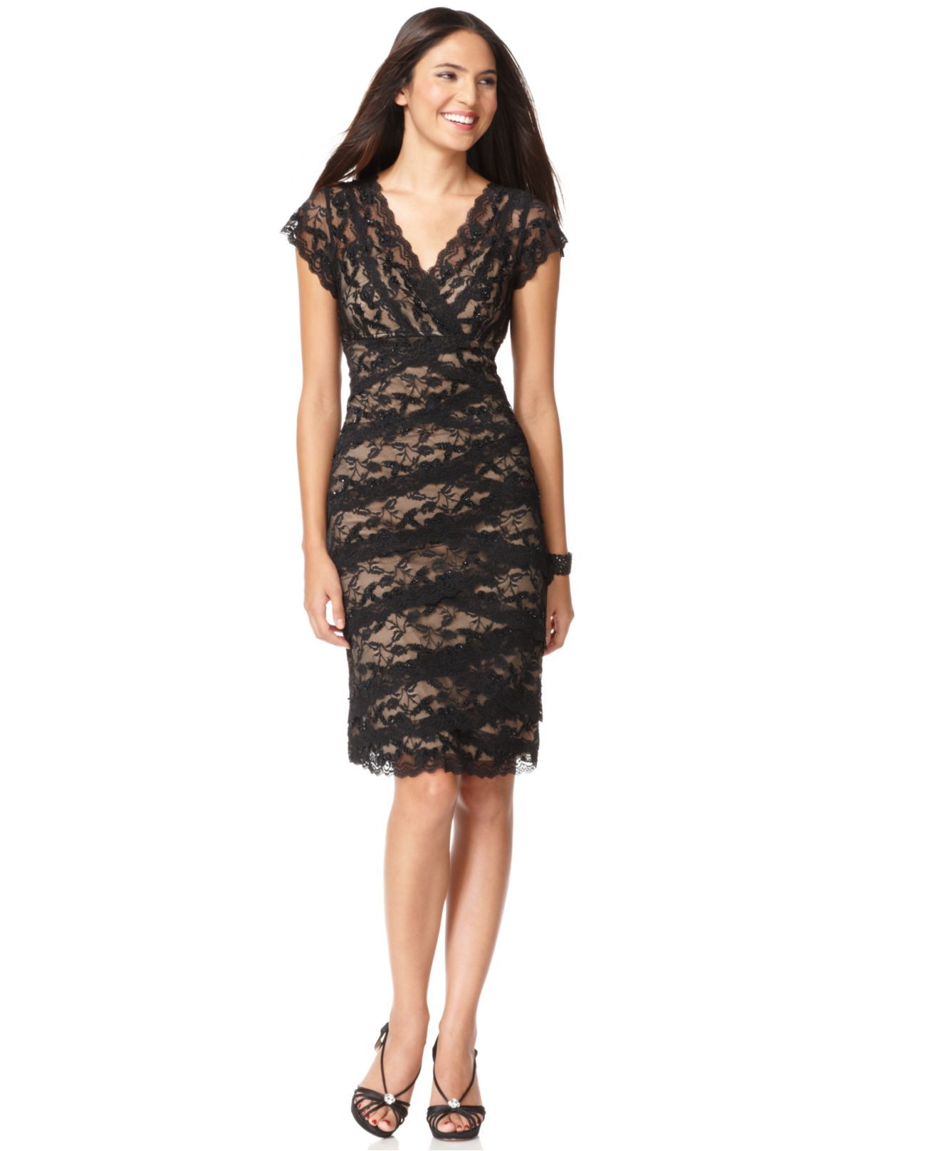 Need This Dress For A Wedding Marina Dress Macys