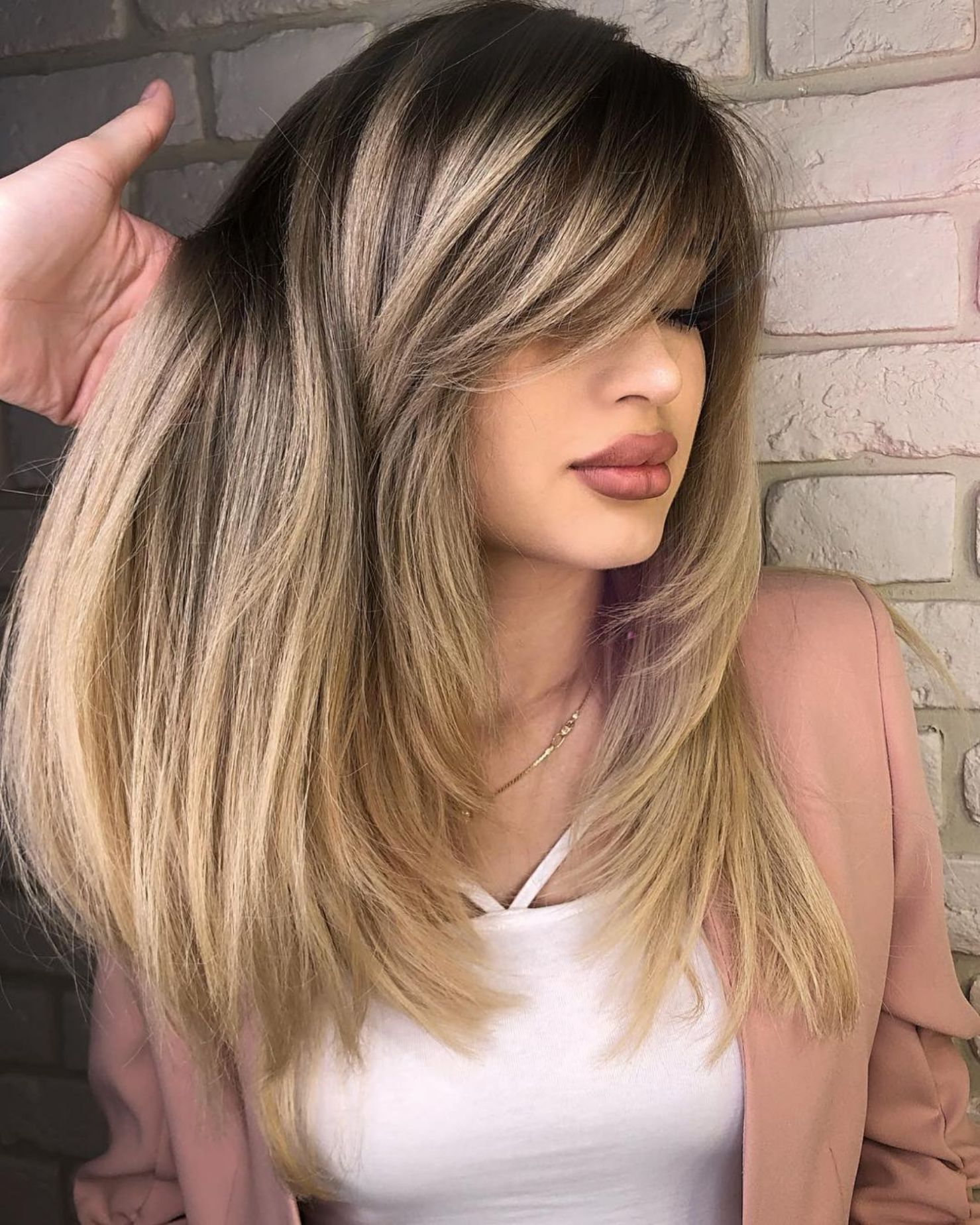 Cool Bangs For Long Hair: 50 Cute And Effortless Long Layered Haircuts With Bangs