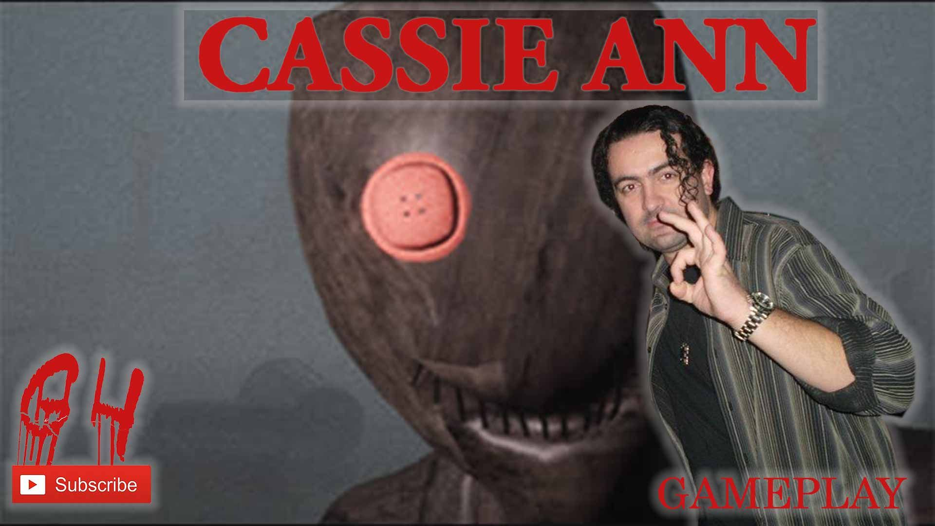 Cassie ann the possesed doll gameplay cassie anne