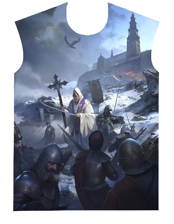 ArtStation - Historical T-shirts, Piotr Krezelewski