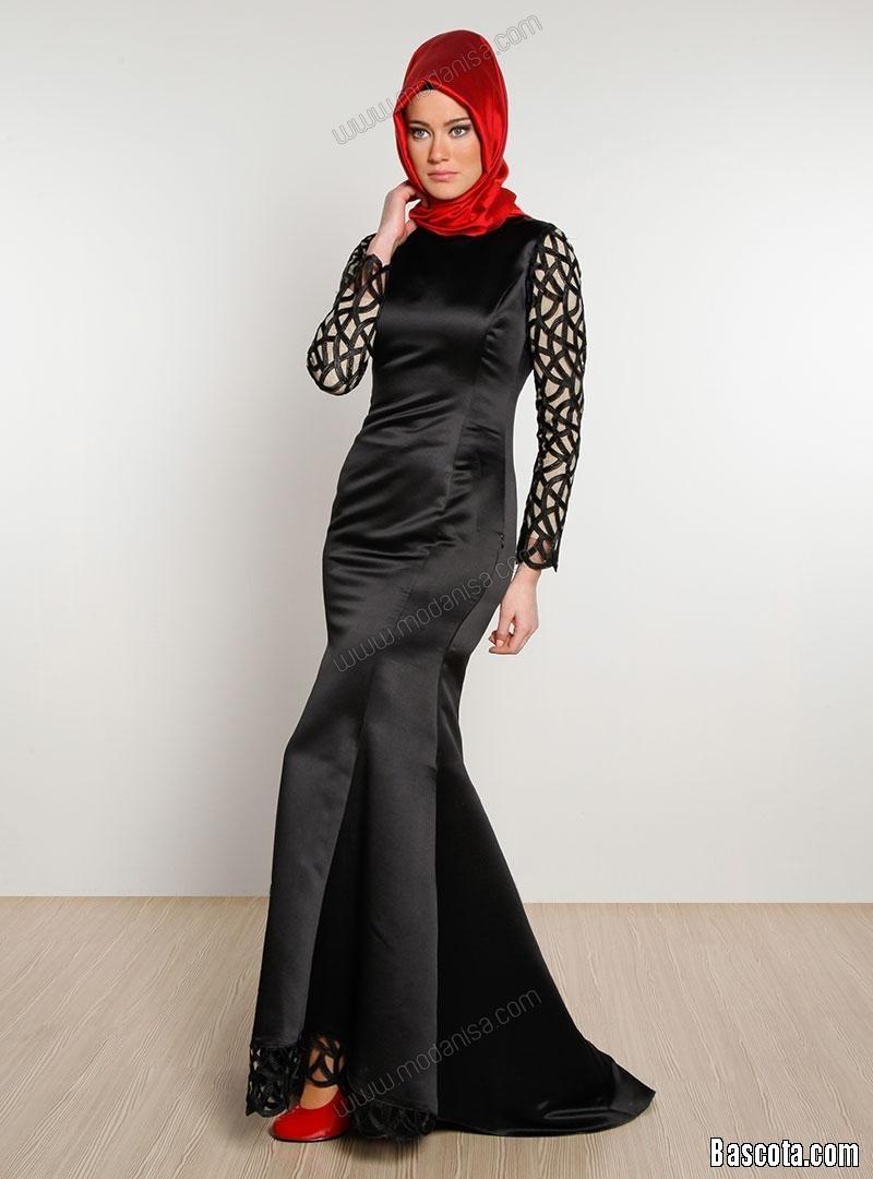 261abcf843661 فساتين سهرة للمحجبات 2013 فساتين سهرات حجاب 2014 فساتين محجبات للمناسبات