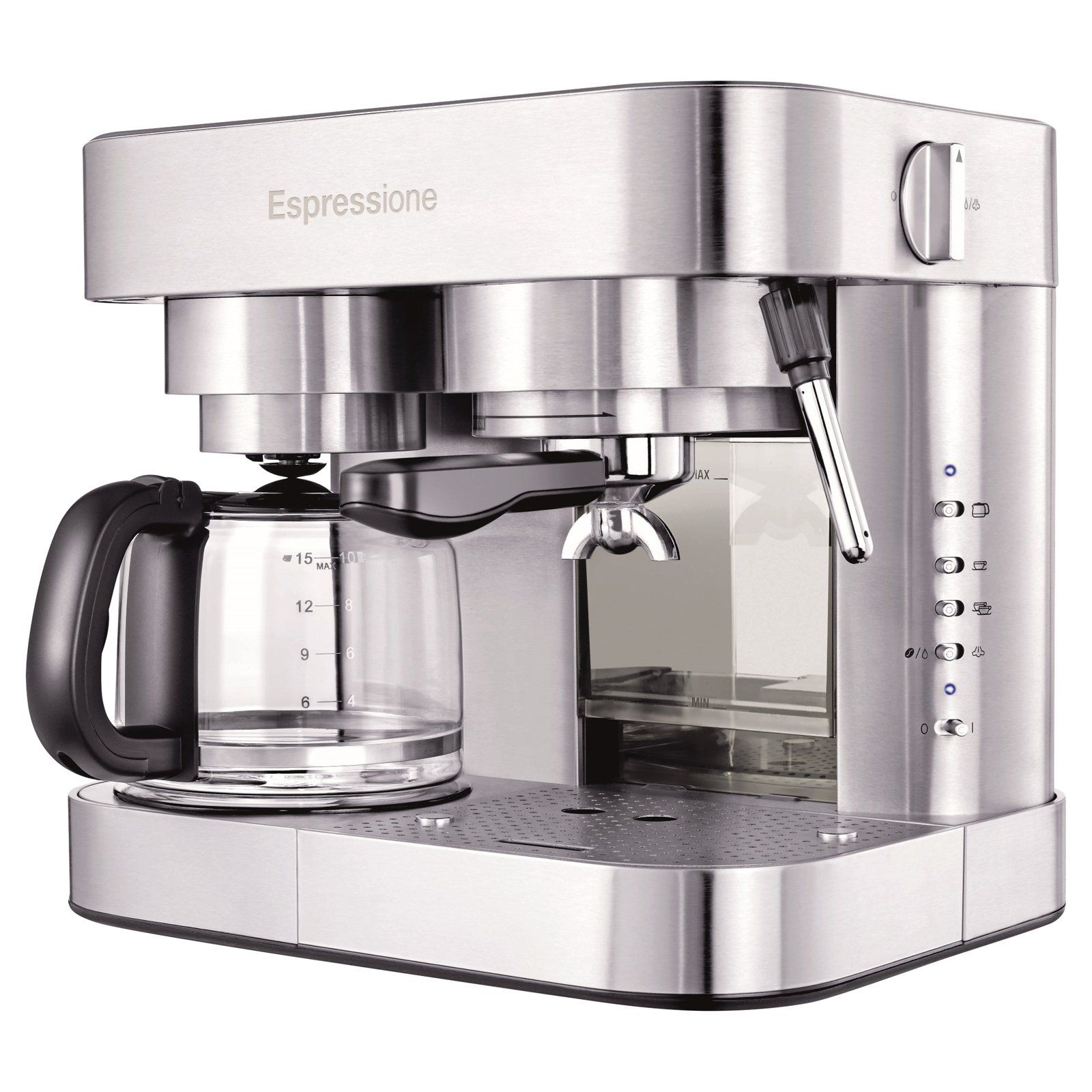 Espressione EM1040 Combination Espresso and Coffee Maker