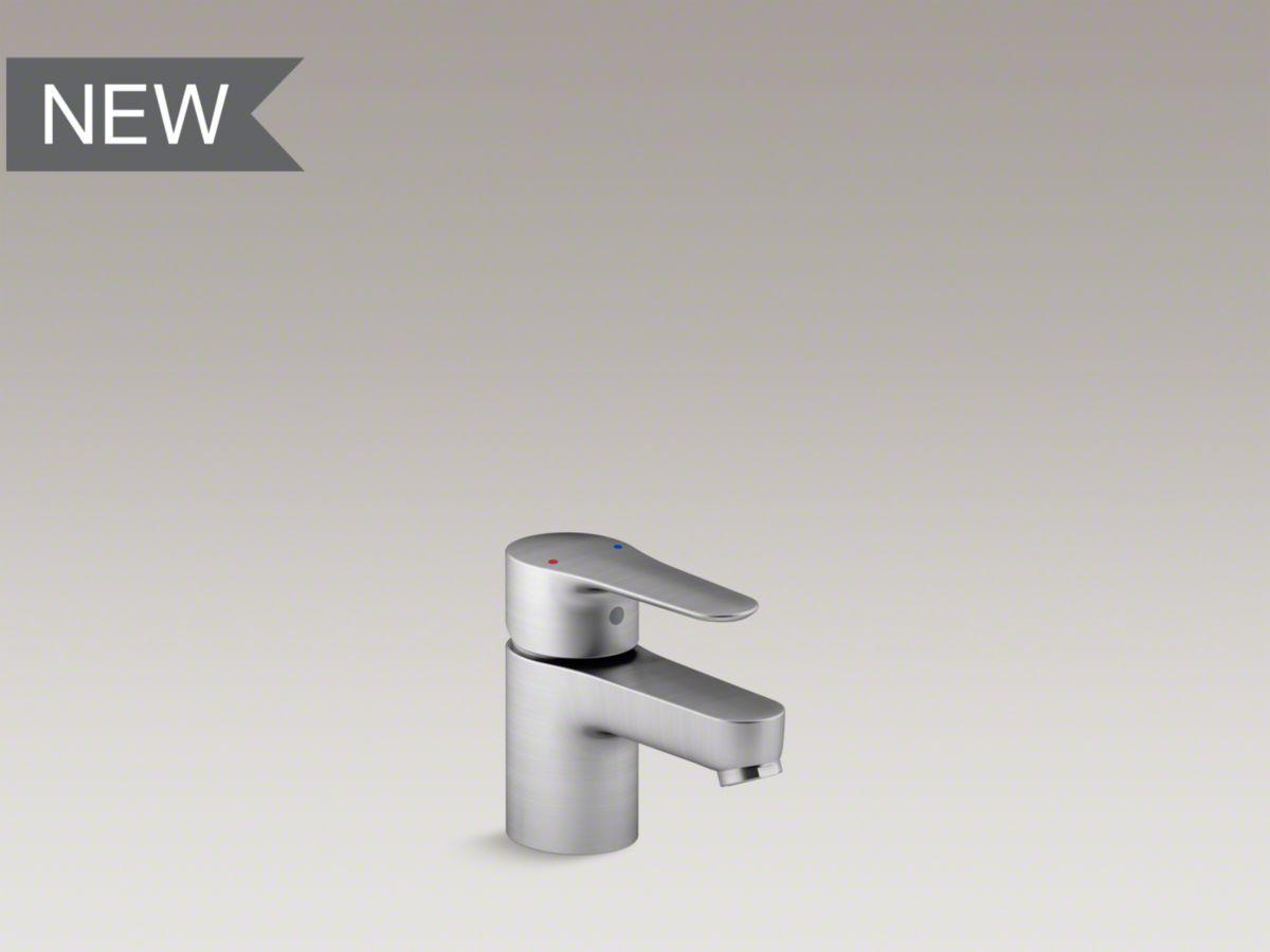CONDO: KOHLER-July™Single-handle bathroom sink faucet K-16027-4-G ...