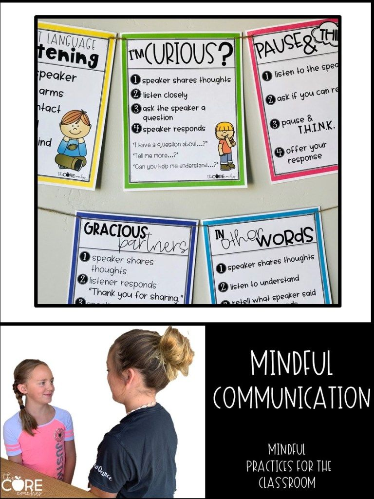 Mindfulness in the Classroom | Social Emotional Learning SEL | Distance Learning | Social emotional learning. Mindfulness activities. Teaching