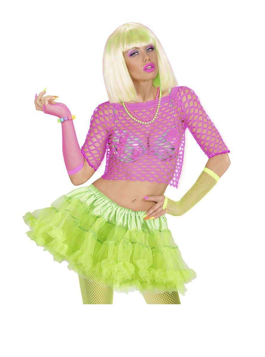 Tutú color verde neón para mujer | Verde neón, Tutú y Faldas tutú
