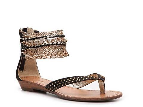 Zigi Soho Wardrobe Sandal Womens Flat Sandals Sandals