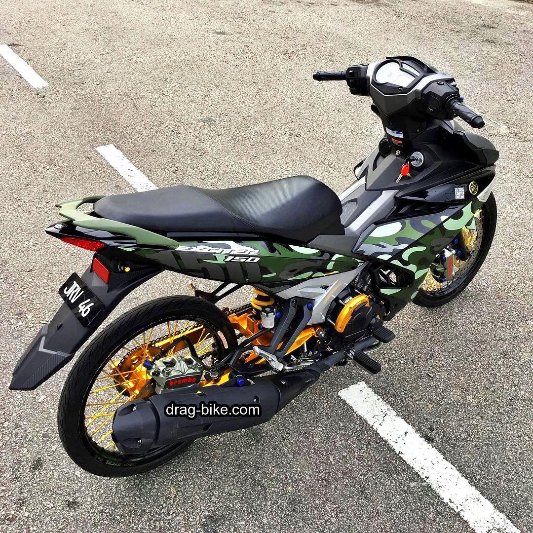 40 Foto Gambar Modifikasi Jupiter Mx King Jari Jari Ceper Drag Road Race Drag Bike Com Gambar Gaya Jalanan Motor Jalanan
