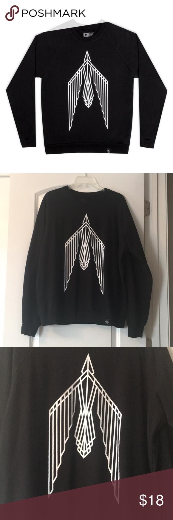 Black And White Sweatshirt Black Sweatshirt Outfit Sweatshirts White Sweatshirt [ 1740 x 580 Pixel ]