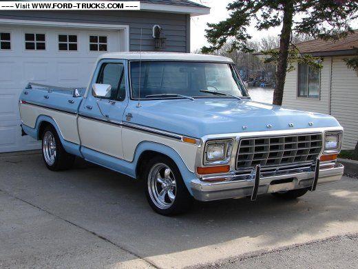 1979 Ford F100 4x2 Jeremy S 1979 F 100 1979 Ford Truck Ford Pickup Trucks Ford Trucks