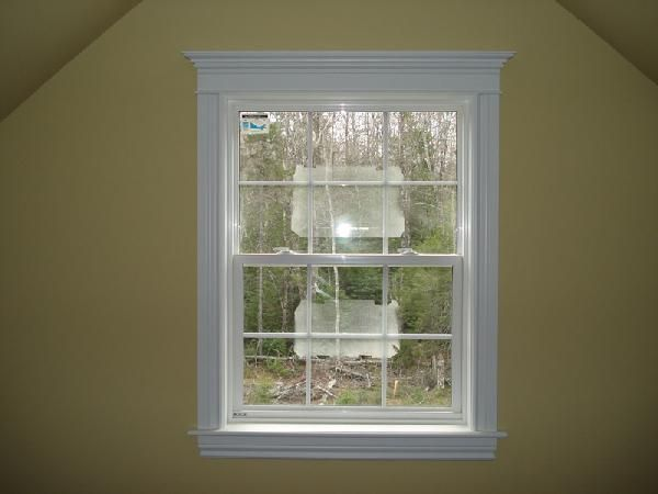 Pictures gallery of window trim using the interior ideas for Mid century modern interior window trim