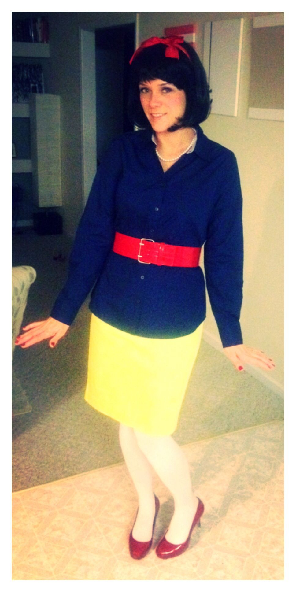 work appropriate snow white halloween costume | halloween