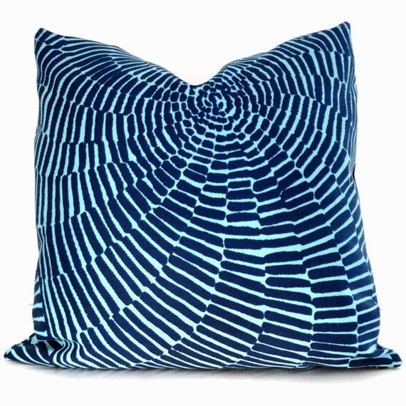 Trina Turk Sonriza Indoor Outdoor Decorative Pillow Cover, Schumacher,  18x18, 20x20 Or 22x22