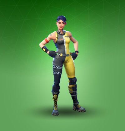 Captivating Fortnite Character HD Image Of WHIPLASH