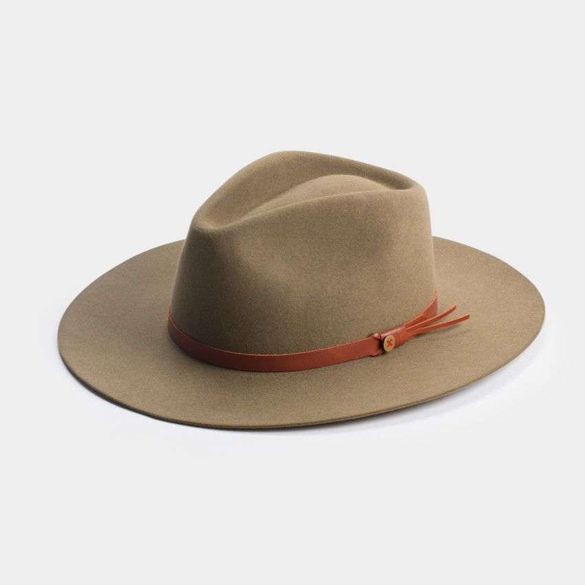 2f9bd78e83950d The Stetson Odessa Hat for Best Made. | The Gentleman: Attire ...
