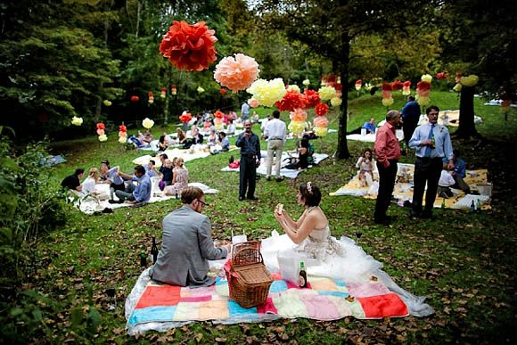 Unique Wedding Ceremony Ideas Unite With Nature For More Unique