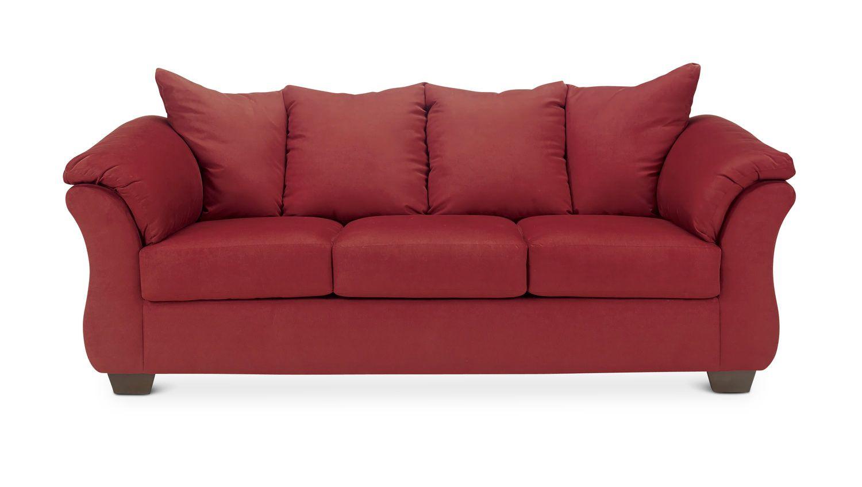 Almath Sofa Hom Furniture Microfiber Sofa Furniture Mattress Furniture