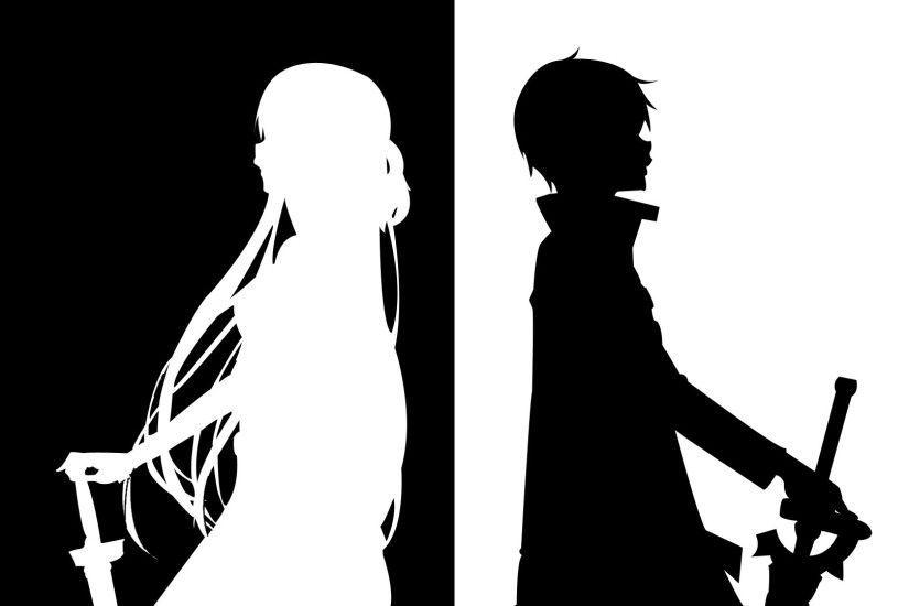 Anime Wallpapers Black And White Black Sword Wallpaper Wallpapertag Black Anime Wallpape Black And White Wallpaper Iphone Anime Wallpaper Hd Anime Wallpapers Black anime wallpaper 4k