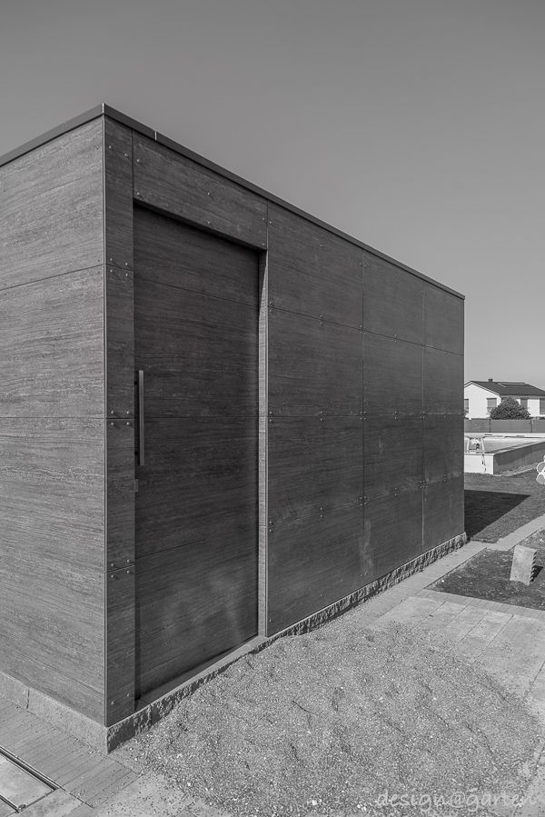 Poolhaus gart nach Maß in 89081 Ulm designgarten (mit
