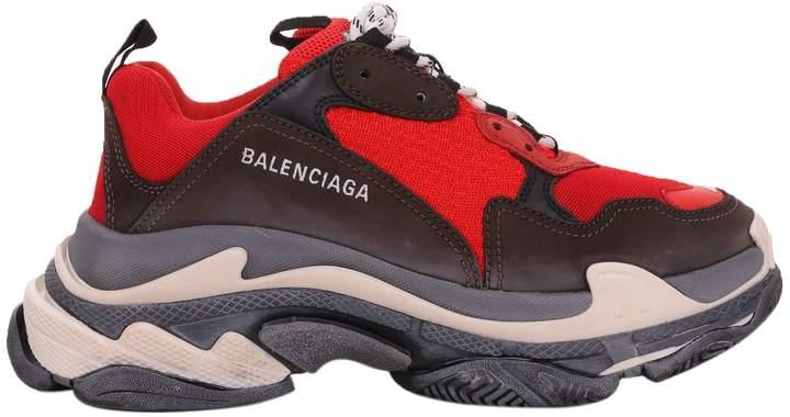 Balenciaga Speed Trainers Heren Dames Schoenen Blauw