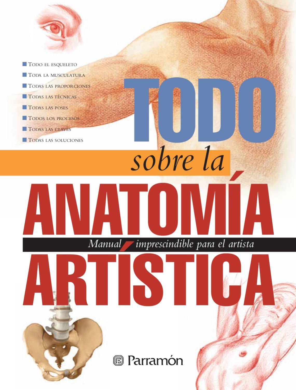 Todo sobre la técnica - Anatomía artística | Anatomía artística ...