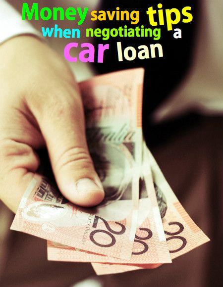 money saving tips when negotiating a car loan. Black Bedroom Furniture Sets. Home Design Ideas