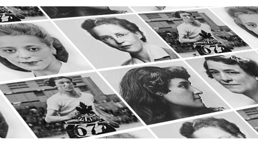 Canadian currency Do you know these women? Bank notes