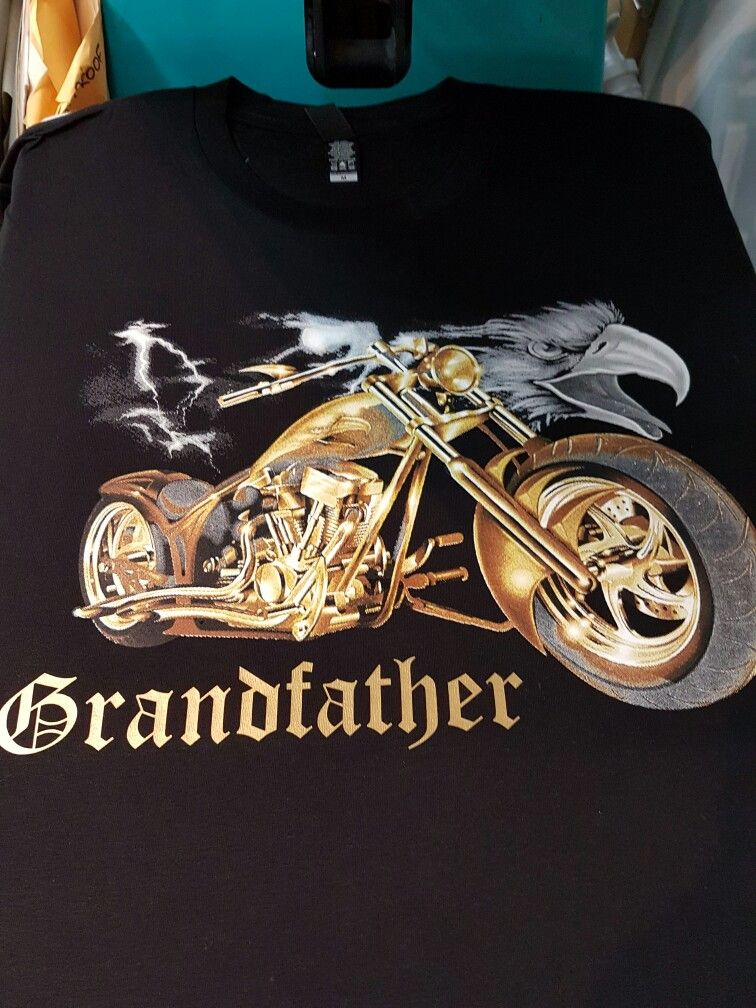 Motorcycle Grandfathet