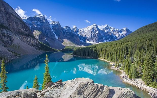 #Win the ultimate Canadian holiday