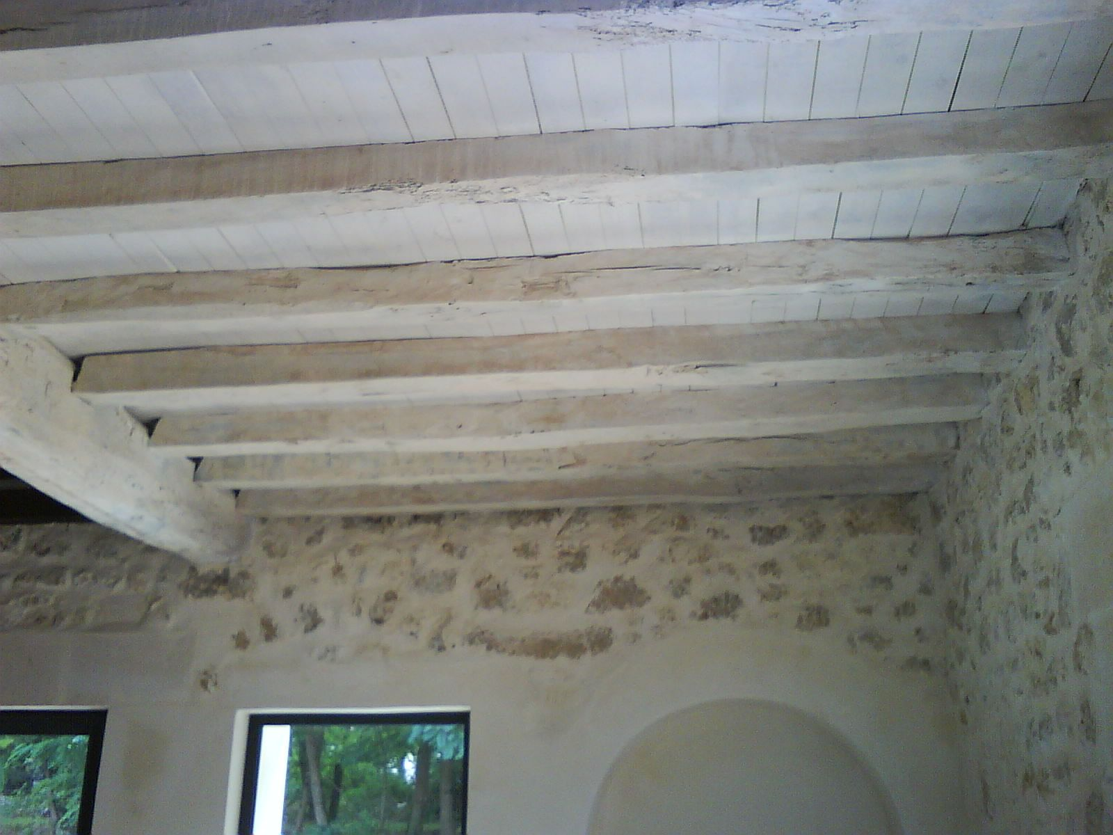 Le plafond peindre un plafond comment peindre un - Video comment peindre un plafond ...