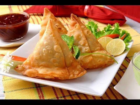 Traditional punjabi samosas by chefharpal youtube tea time food forumfinder Choice Image