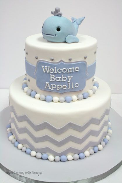 Baby shower cakes nj whale custom cakes fondant torte best baby shower cakes new jersey nj westchester ny celebrity cakes designer named top cake pro in the country by martha stewart negle Gallery
