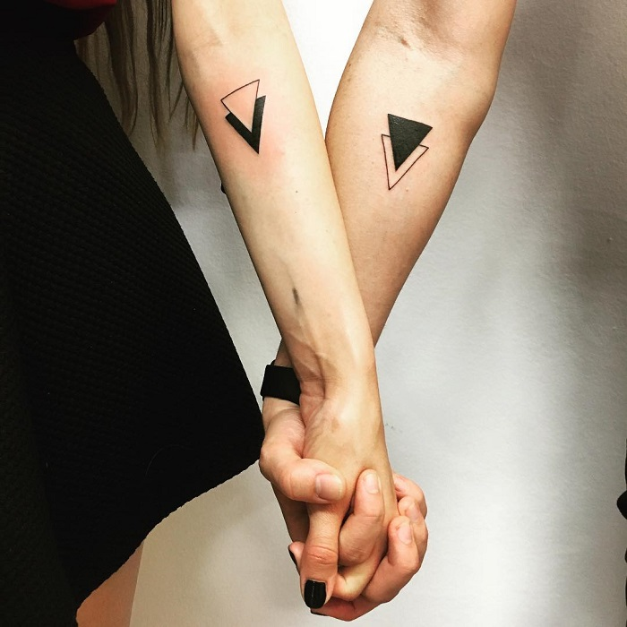 21 Romantic Couple Tattoos To Get After Wedding