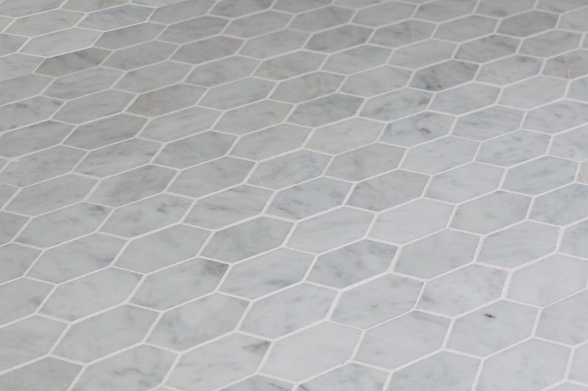 Honeycomb Floor Tile Gooddesign