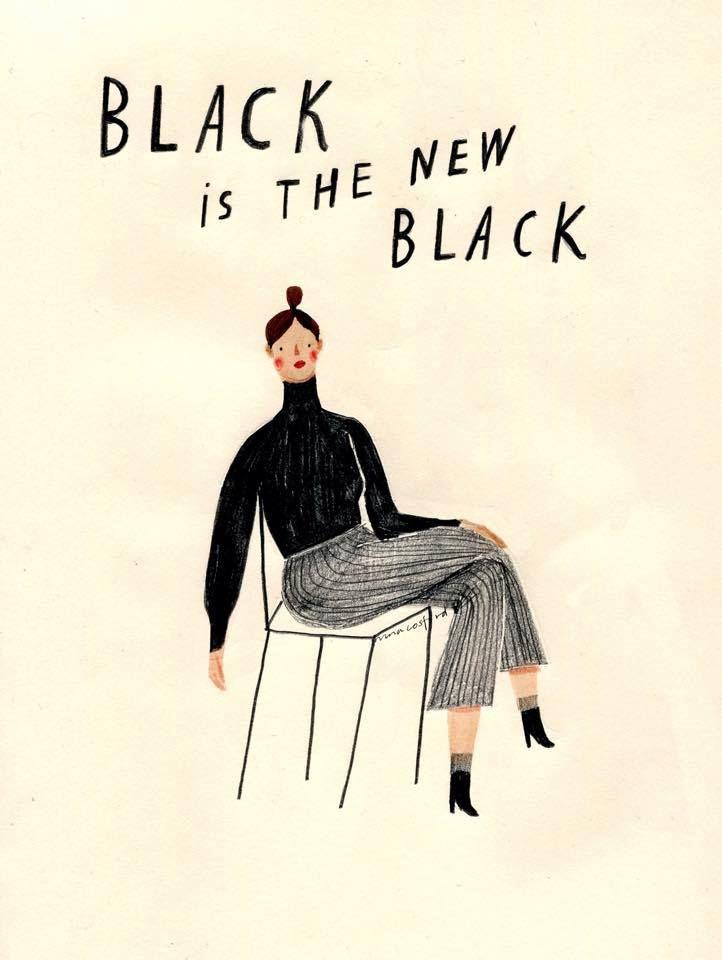 Nina cosford ilustração