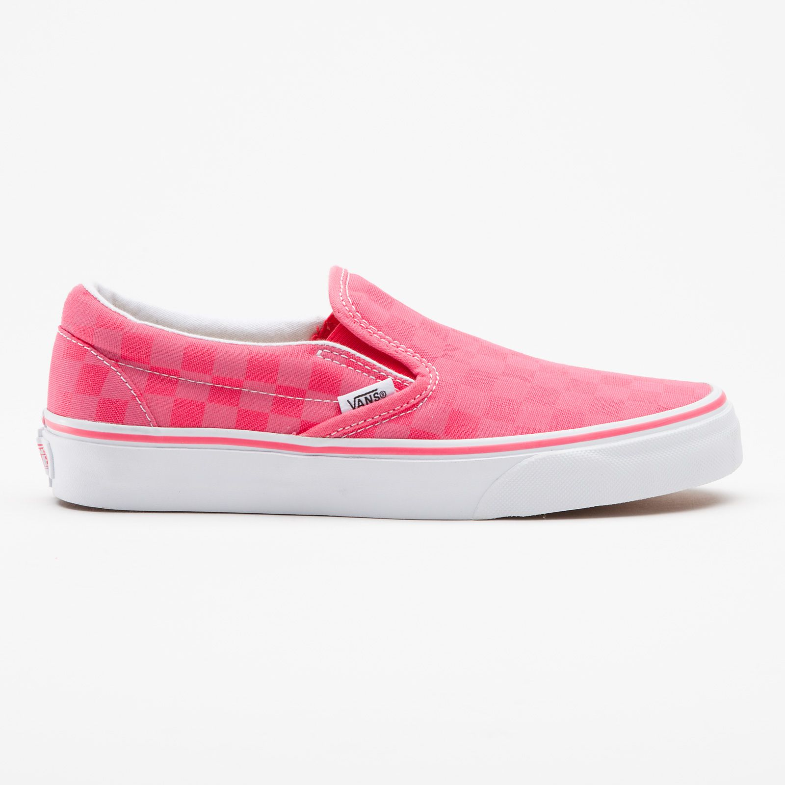 Vans Checker Slip-On  2db025694