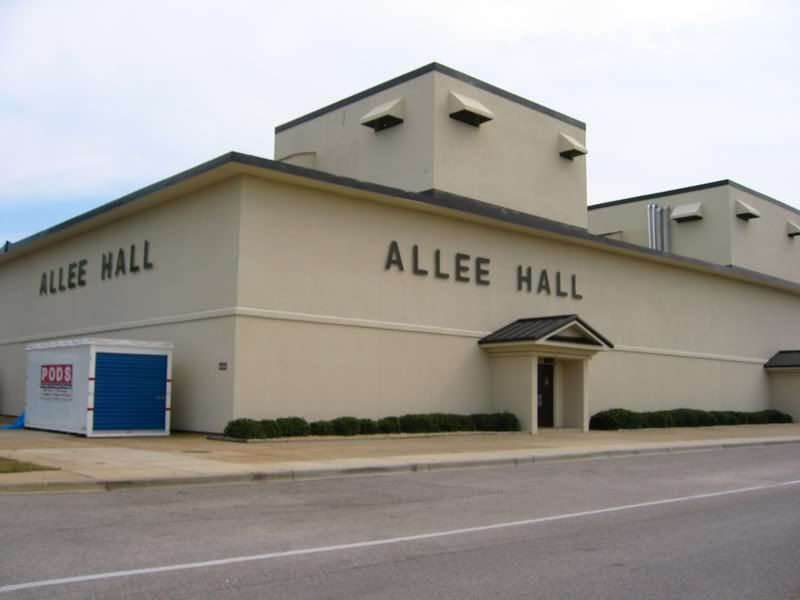 Allee Hall Keesler AFB, MS | Reminds Me | Air force bases