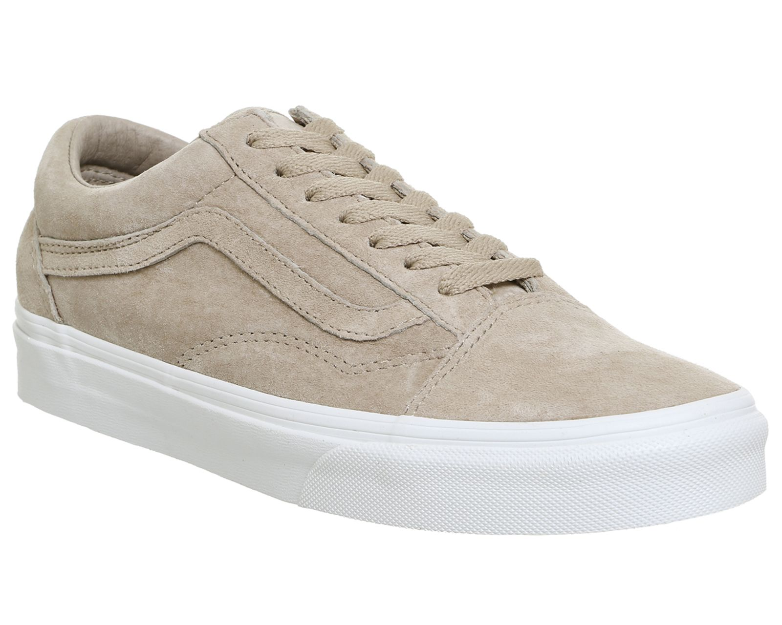 Chaussures Vans Old Skool beiges Fashion unisexe oSYOLfe
