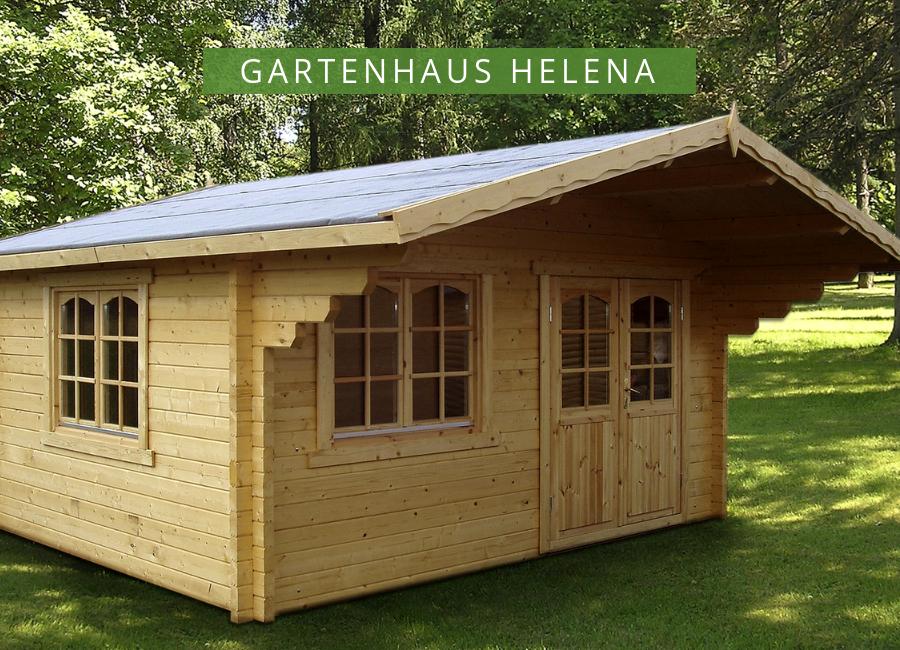 Palmako Gartenhaus Helena 15,1 m² FRJ704738 Gartenhaus