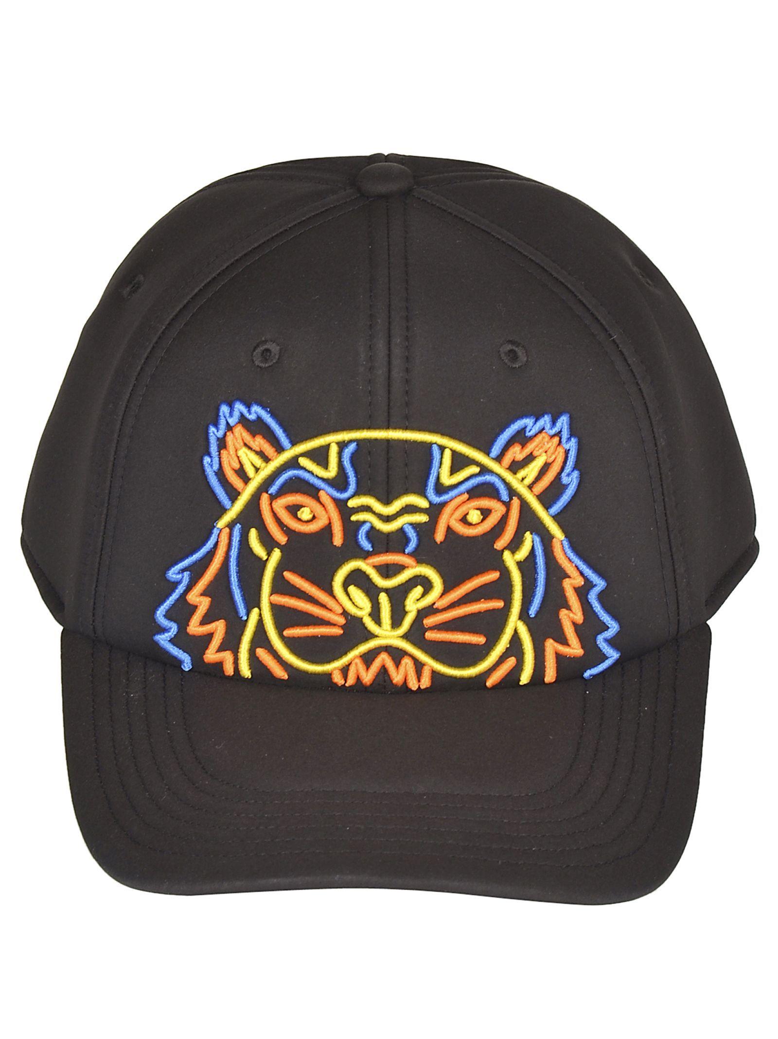 25376754e50719 KENZO EMBROIDERED TIGER CAP. #kenzo | Kenzo in 2019 | Kenzo, Cap ...