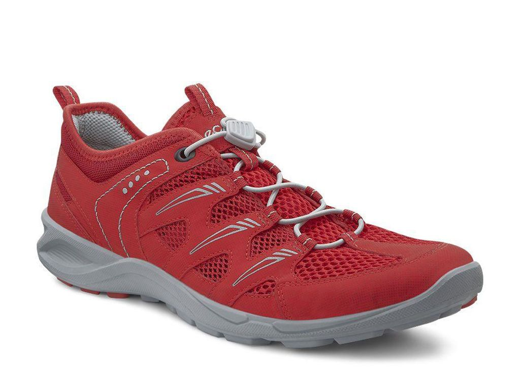 718b51a7 ECCO Womens Terracruise Lite (RED ALERT/RED ALERT) | shoes | Shoes ...