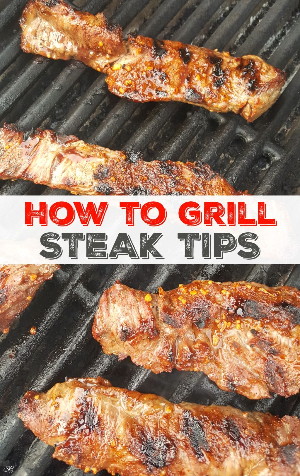 How To Grill Steak Tips. Cooking the perfect steak tips on ...