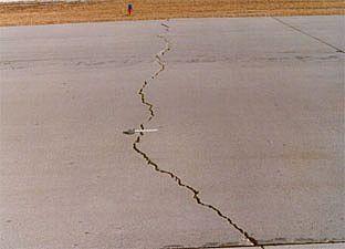How To Repair And Hide Small Concrete Cracks Concrete Patio Makeover Small Backyard Landscaping Concrete
