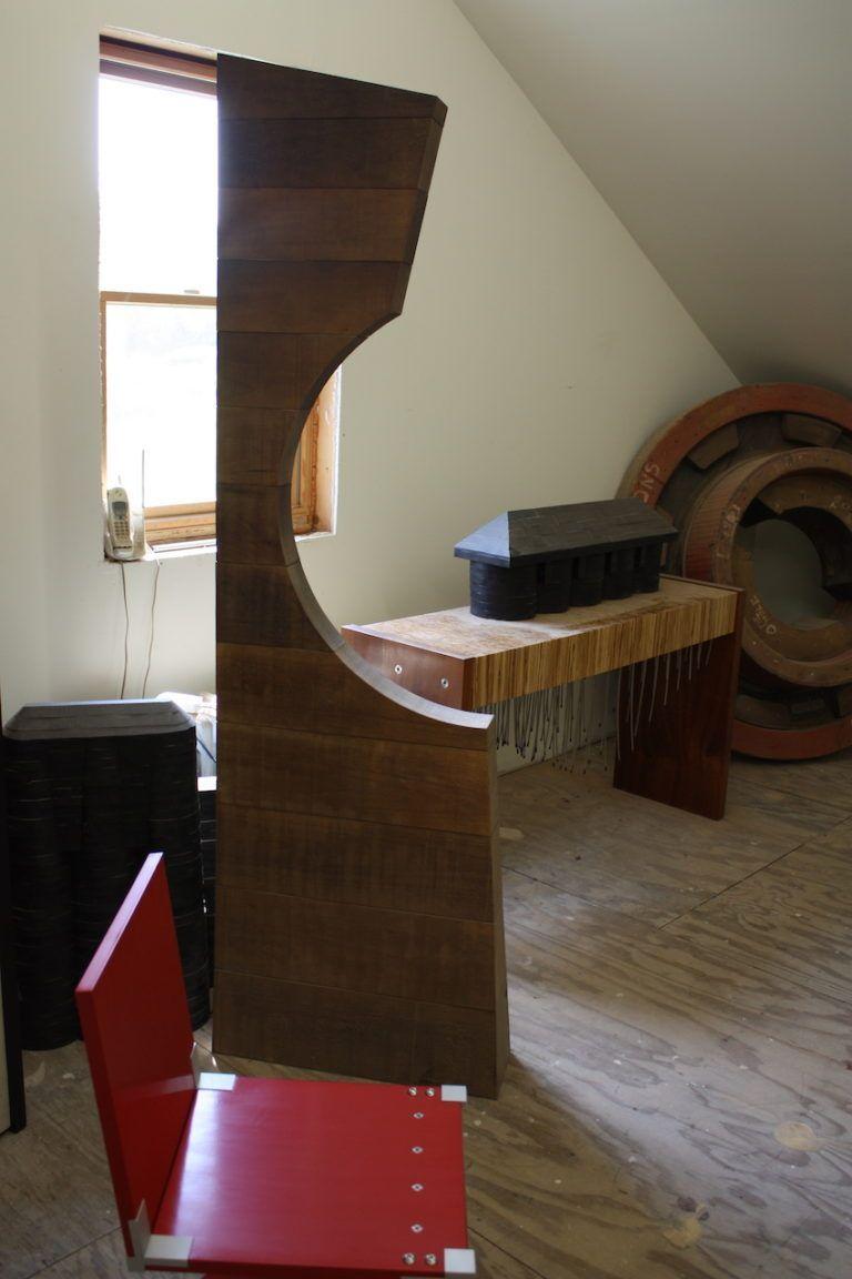 Handgemachte Moderne Möbel Kennzeichnet Neue Bautechniken Hausbauer