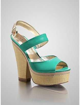 71f1aa520e ShopStyle: Jadynn High-Heel Sandals | 2012 fashion likes | Sandals ...